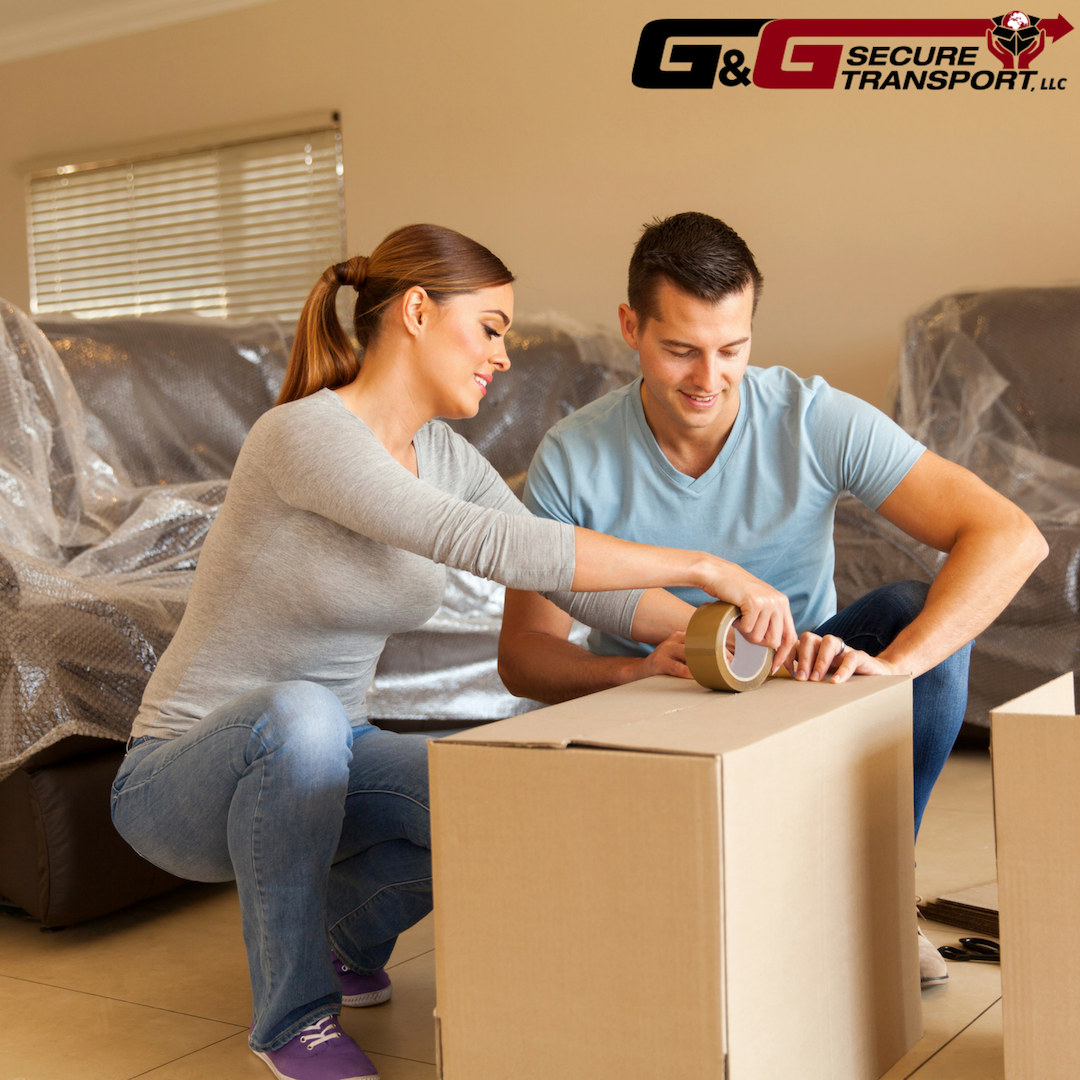 packing movers los Angeles